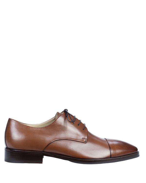 Lancio 7537L Mens Lace Up Brown