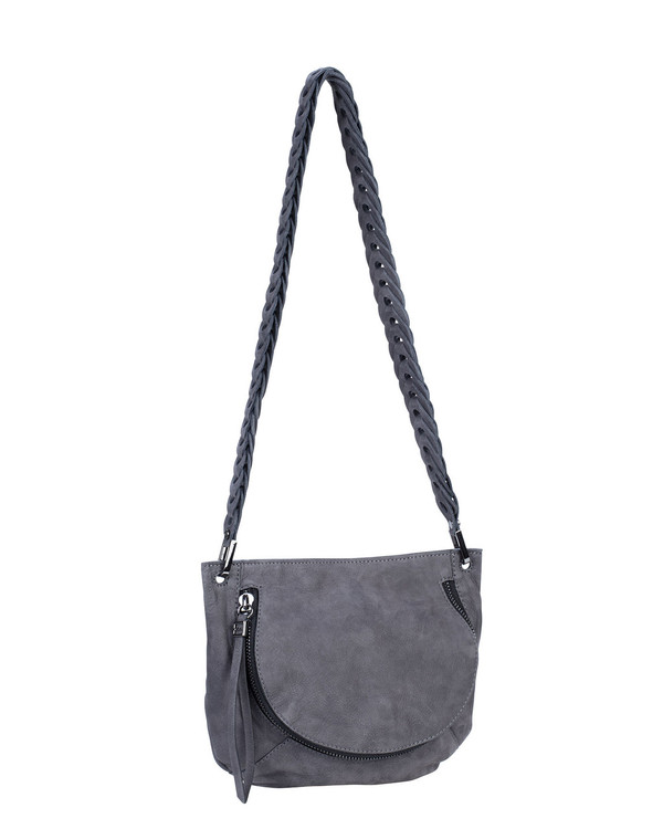 Gianni Chiarini Bs5350Gc Leather Bag Grey