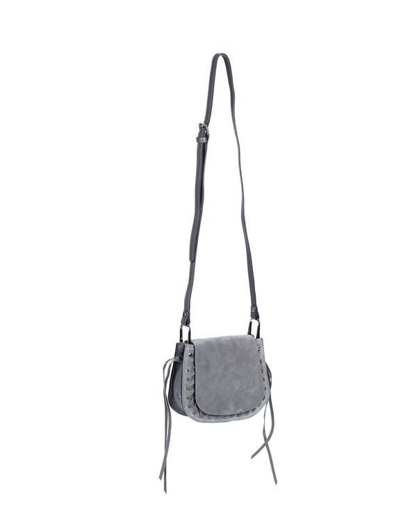 Gianni Chiarini Bs5355Gc Leather Bag Grey