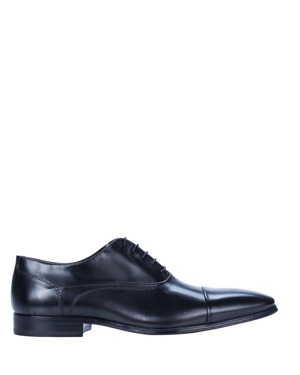 Morandi 3854M Mens Lace Up Black