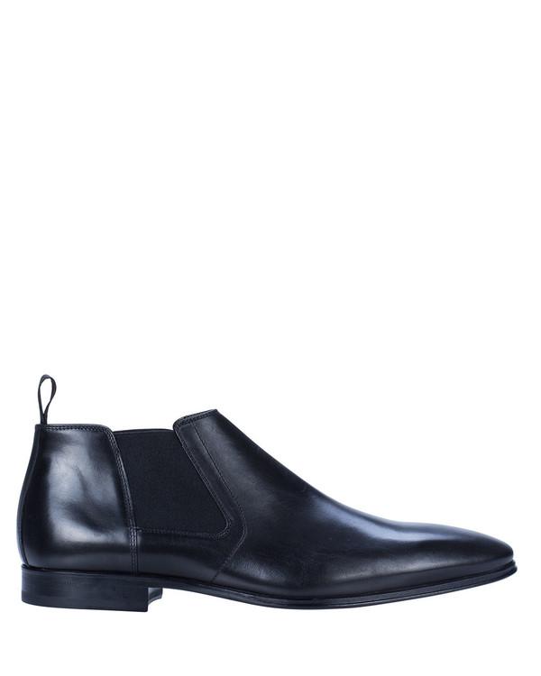 Morandi 4356M Mens Lace Up Black