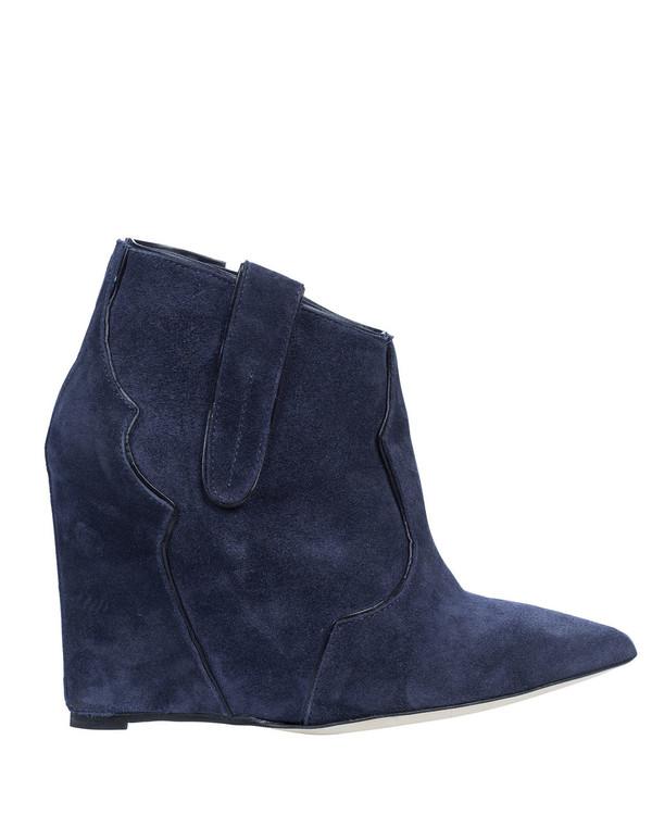 Bianca Buccheri 1174Bb Patino Boot Blue