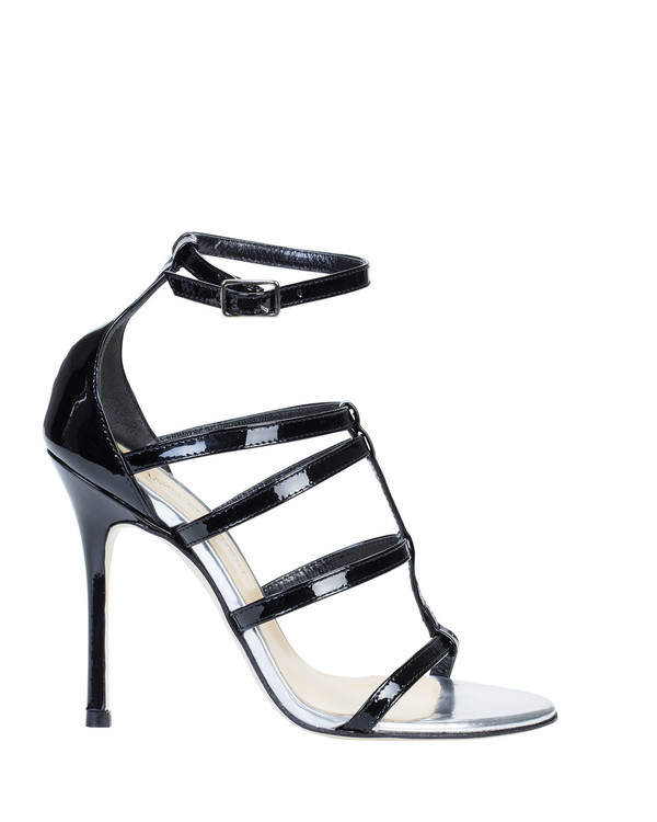 Bianca Buccheri 4057Bb Celie Heel Black