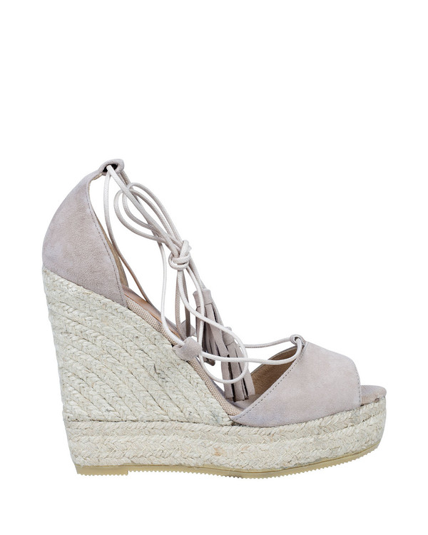 By Bianca 6035Bb Shona Wedge Taupe