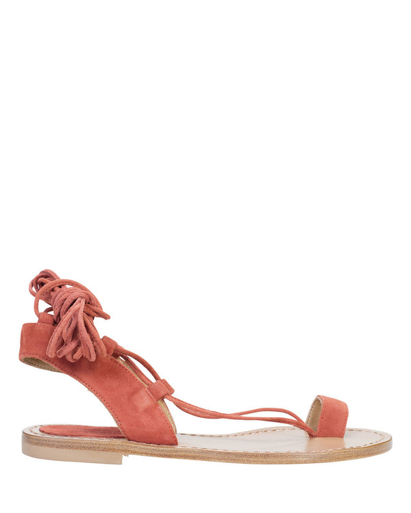 Bianca Buccheri 6819Bb Hennie Flat Orange