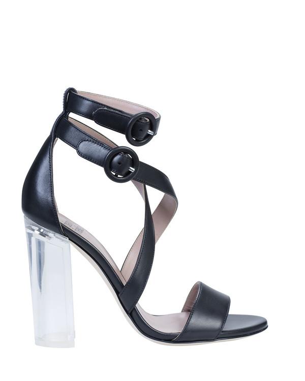 Gianna Melani Almabb Alma Heel Black