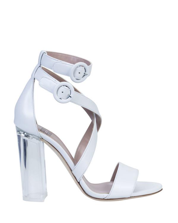 Gianna Melani Almabb Alma Heel White