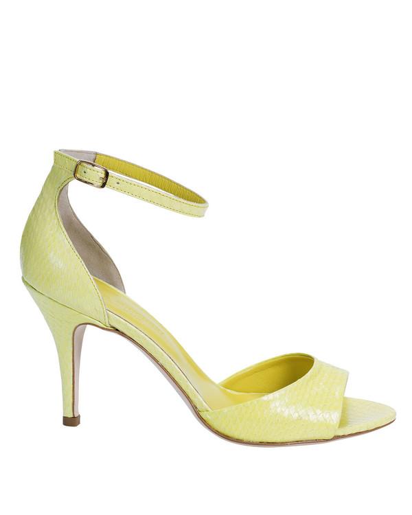 Bianca Buccheri 778bb Roma Sandal Lemon