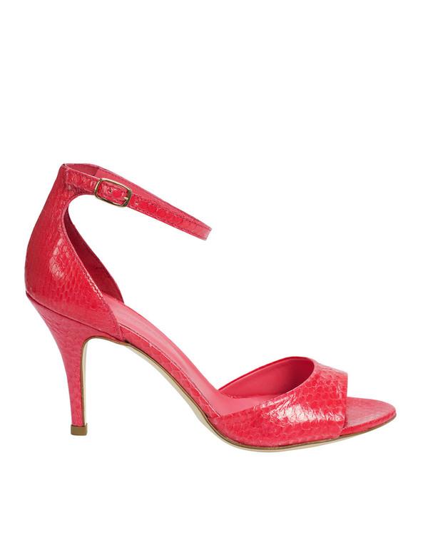 Bianca Buccheri 778bb Roma Sandal Red