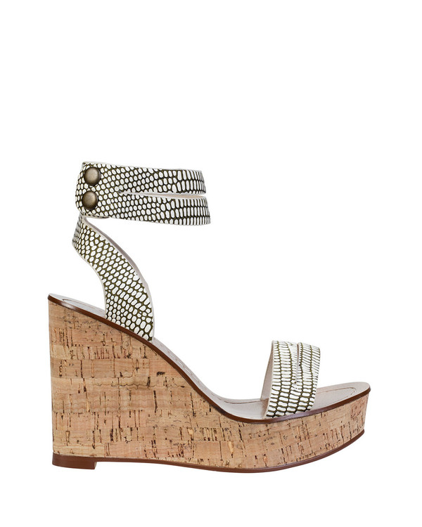 By Bianca 055702Bb Santorini Wedge Khaki