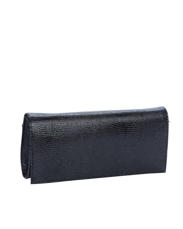 Bianca Buccheri 1385 Leather Bag Black