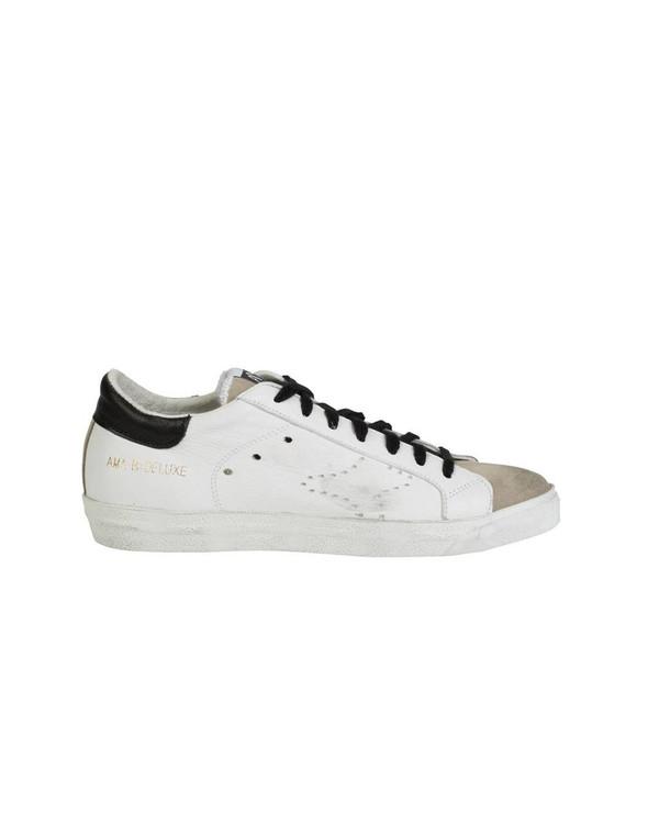 Ama Brand 001am Mens Sneaker White