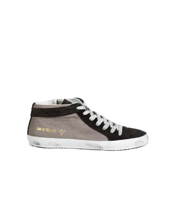 Ama Brand 030am Mens Sneaker Smoke