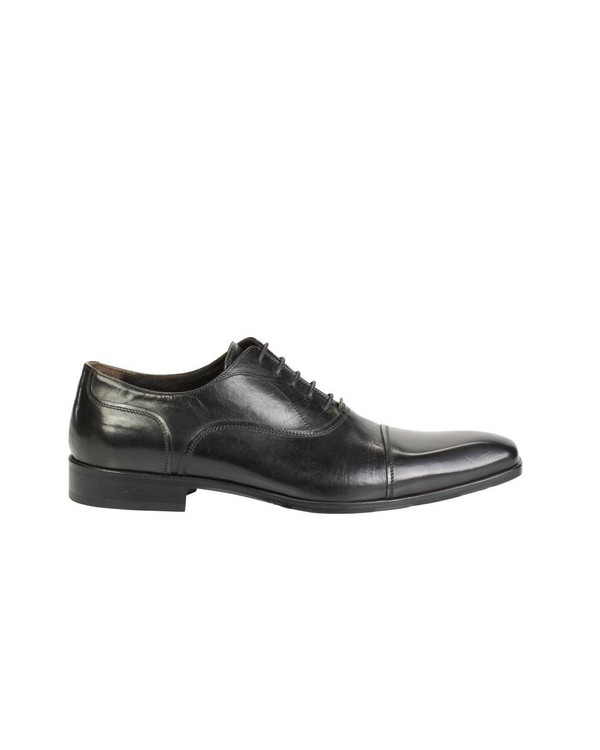 Morandi 1696m Mens Lace Up Black