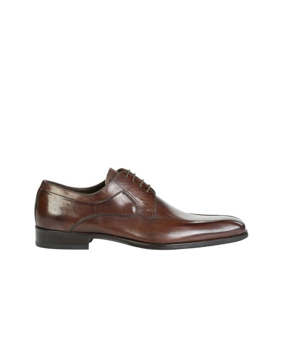 Morandi 2953m Mens Lace Up Brown