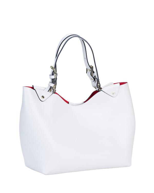 Gianni Chiarini Bs4920Gc Leather Bag White