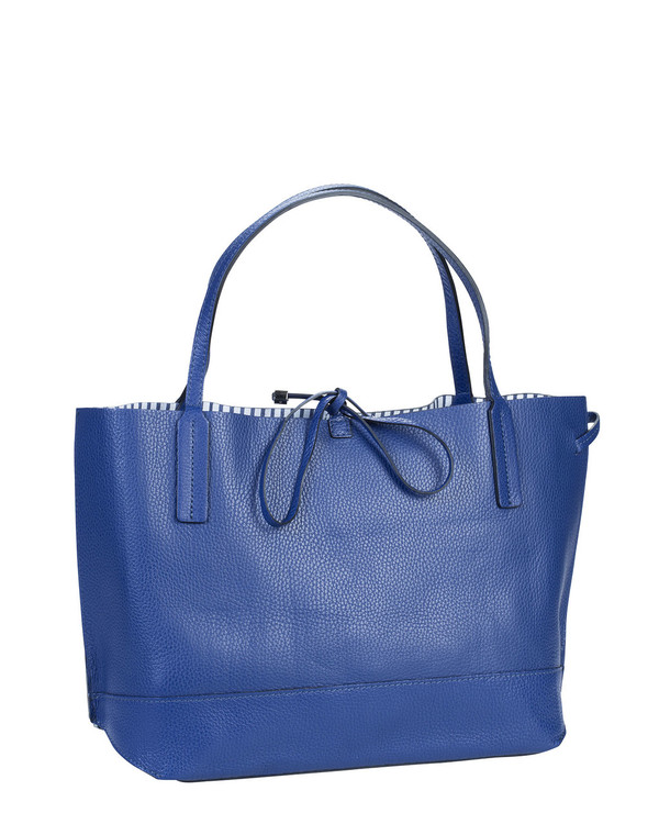 Gianni Chiarini Bs5031Gc Leather Bag Blue