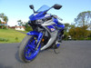 Yamaha YZF-R3 Radiator Guard