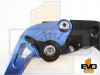Aprilia Dorsoduro 900 Shorty Brake & Clutch Levers - Blue