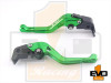 Ducati Panigale V4 Shorty Brake & Clutch Levers  - Green