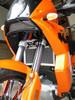 KTM 950 / 990 Adventure - Radiator Guard