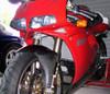 Ducati 748 / 916 / 996 All Models - Radiator & Oil Guard Set