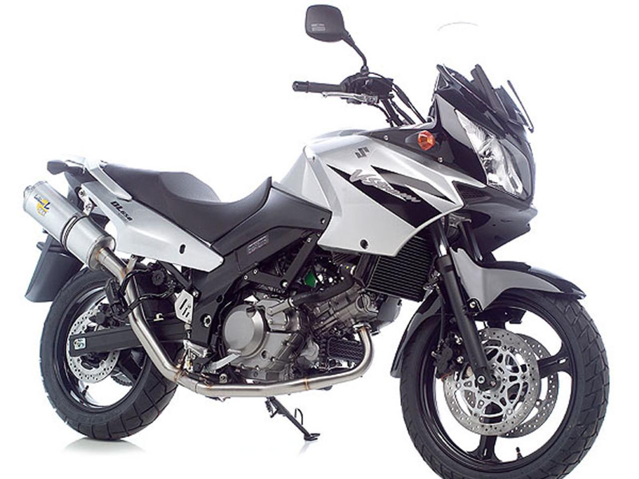 Suzuki V-Strom 1000GT announced   MCNews.com.au
