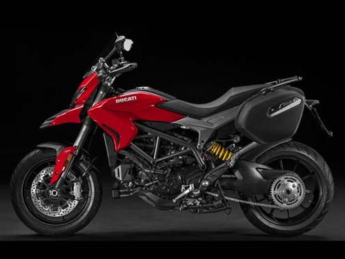 Ducati Hyperstrada 939 Radiator & Oil Cooler Set