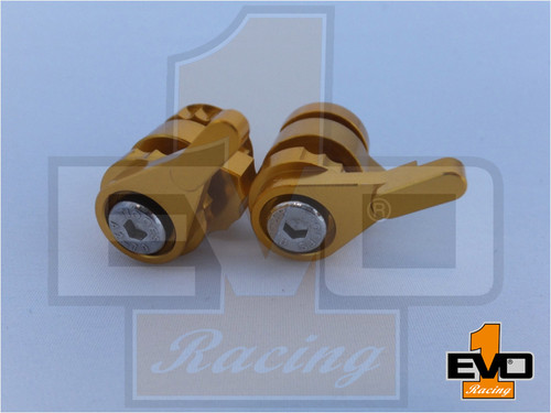 EVO1 Brake & Clutch Lever Adjusters