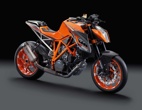KTM 1290 Super Duke - Radiator Guard
