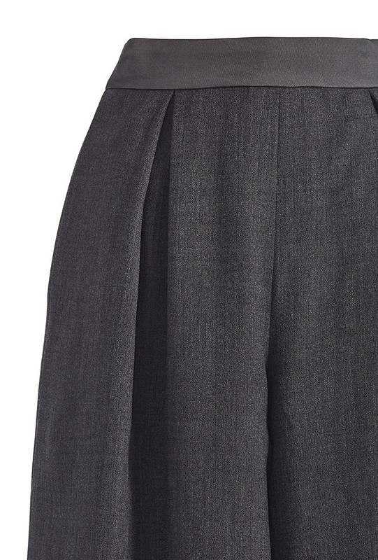 The City Trouser - Bankers Grey detail