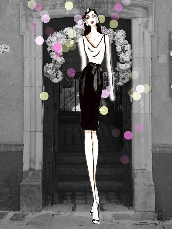 The Susanna Dress/Ivory