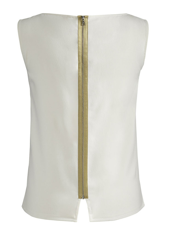 The Bella Tank - Ivory