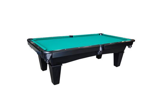 8' Mustang Pool Table