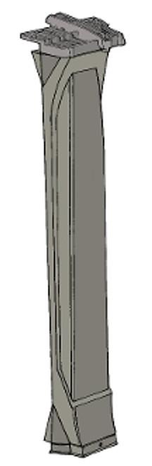 Allegro/Evora 52'' Resin Upright 1020002A52 By AquaLeader