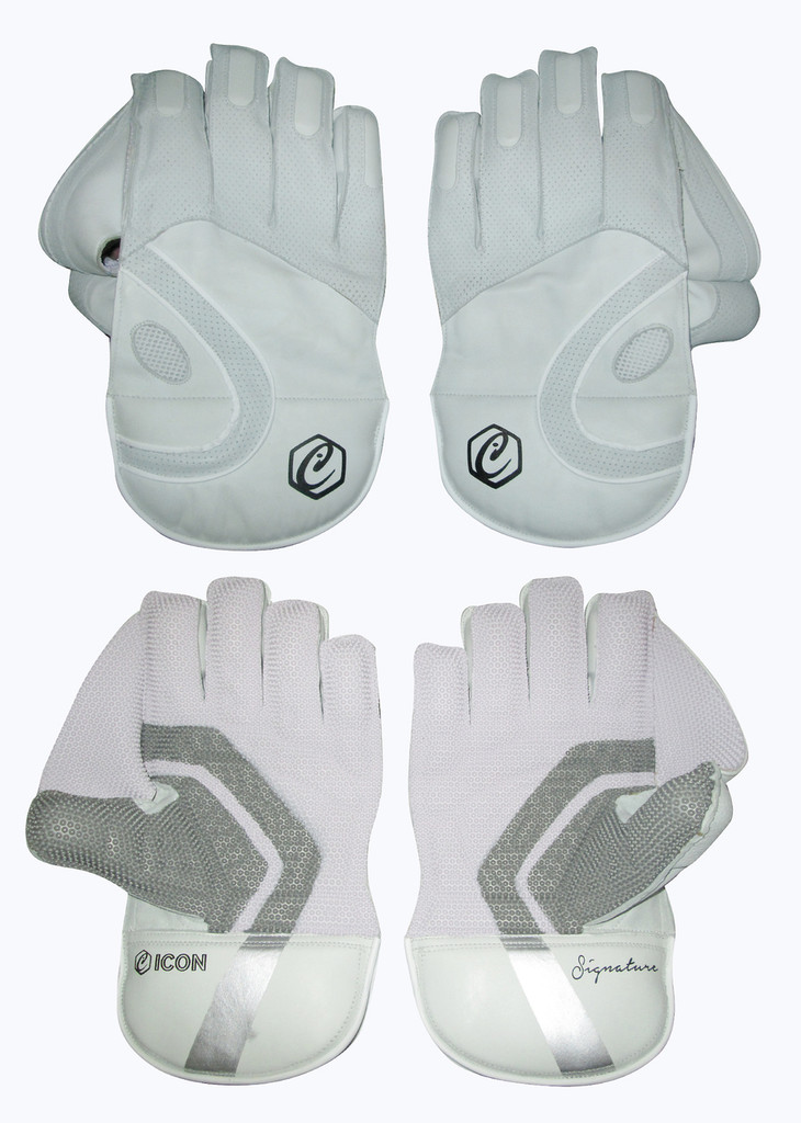 ICON Signature Wicket Keeping Gloves