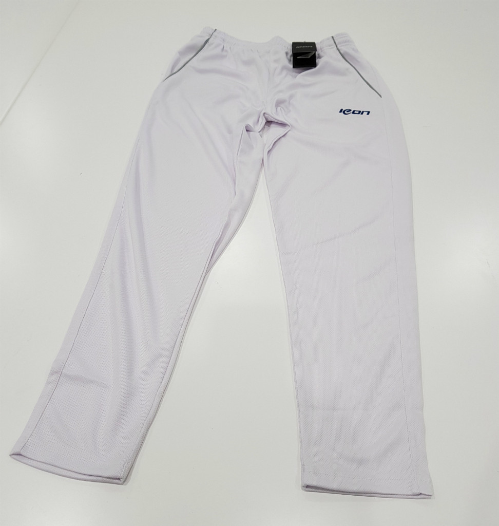 White Cricket Pants