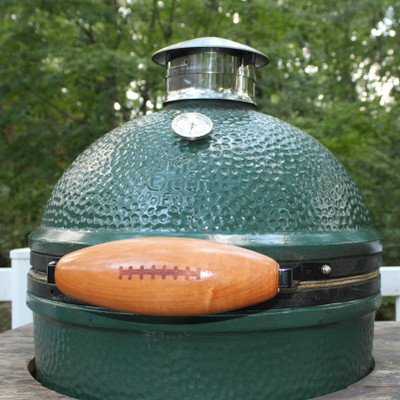 Big Green Egg Handle (Football)