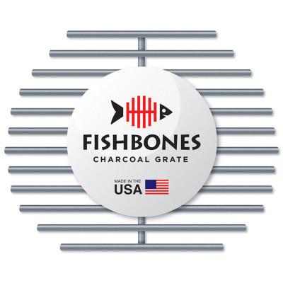 Fishbones Charcoal Grate