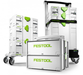 Festool Systainer Cart (Updated) 495020