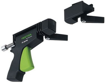 Festool Fs-rapid Clamp And Fixed Jaws For Festool Guide Rail System