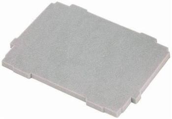 Festool Foam Insert for T-Loc Systainer sizes 1 to 5 (bottom) (498045)