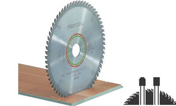 Festool Solid Surface/Laminate Blade for TS 55 Plunge Cut Saw - 48 Tooth