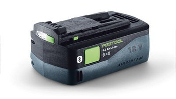 Festool Bluetooth BP 18 Li 6.2 Ah AIRSTREAM (202478)