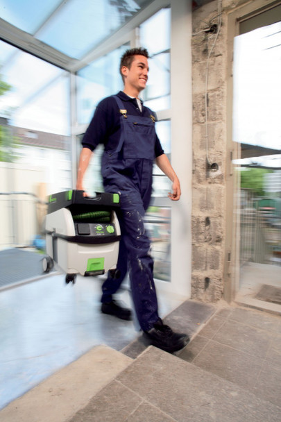 Festool 2018 Dust Extractor CT MINI T-LOC HEPA (575260)