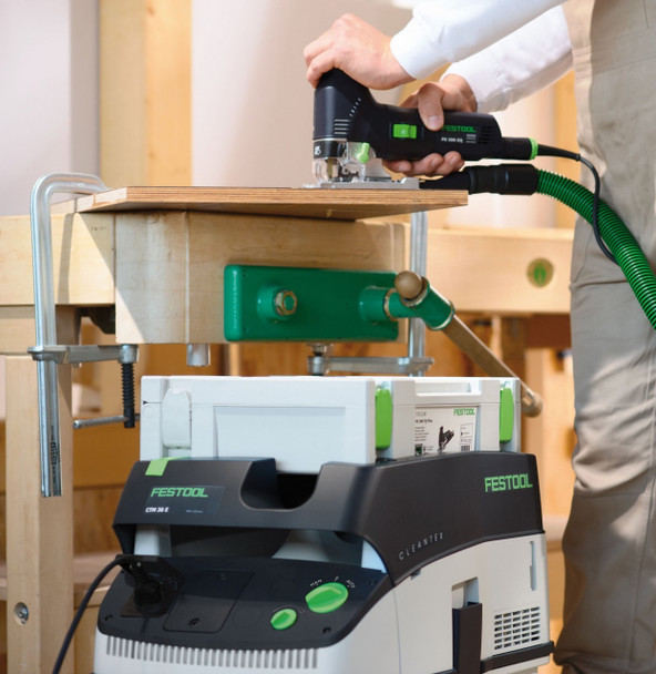 Festool 2018 Dust Extractor CT 26 E HEPA (574930)