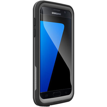 LifeProof Samsung Galaxy S7 Frē Waterproof Case - Black