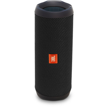 JBL Flip 4 Wireless Portable Stereo Speaker (Black)