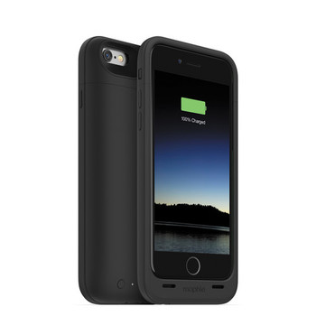mophie juice pack plus for iPhone 6/6s (Black)