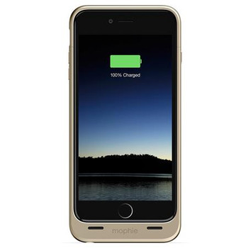Mophie Juice Pack Battery Case for iPhone 6 Plus/6s Plus, Gold